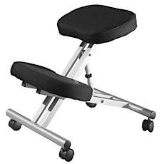 Siège ergonomique assis genoux