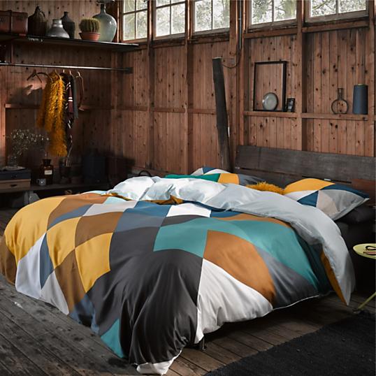 housse de couette satin sjors essenza. Black Bedroom Furniture Sets. Home Design Ideas