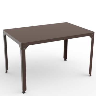Camif table table de jardin en acier tritoo maison et jardin - Table camif ...