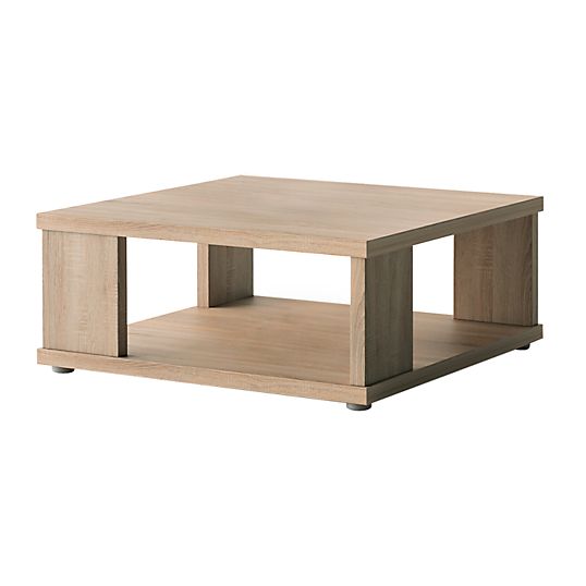 Table basse carree orme for Ikea table basse carree