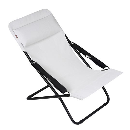 transat lafuma transabed xl cume. Black Bedroom Furniture Sets. Home Design Ideas