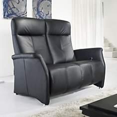 Canapé de relaxation manuel en cuir Tr�...