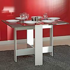 Tables repas gris camif - Table camif ...