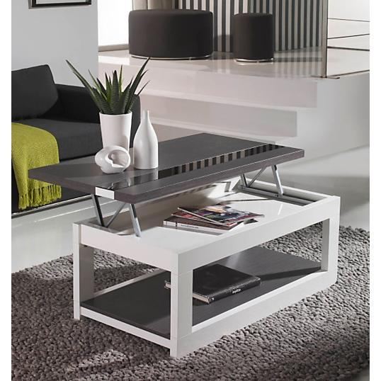 table basse transformable camif. Black Bedroom Furniture Sets. Home Design Ideas