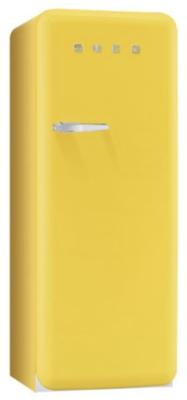 Réfrigérateur SMEG FAB28RG 1 porte248 litres coloris jaune pour 1249€