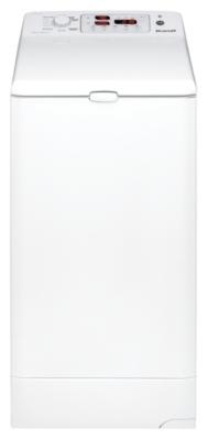 Lave linge séchant top BRANDT WTD6284SF 6 kg à condensation pour 899€