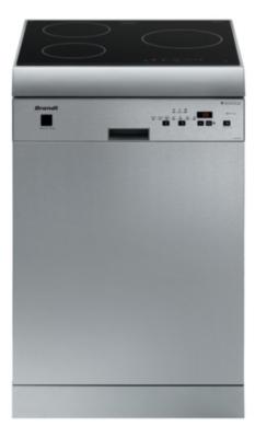 Lave-vaisselle BRANDT DKH810IX 12 couverts + table cuisson induction pour 1299€