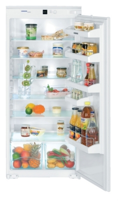 Réfrigérateur intégrable LIEBHEER IKS258 1 porte tout utile 227 litres pour 599€