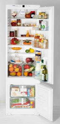 Réfrigérateur intégrable LIEBHEER RCI5340 Combiné 288 litres pour 999€