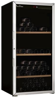 Cave à vin ARTEVINO ATM1T202NVD 202 bouteilles pour 999€