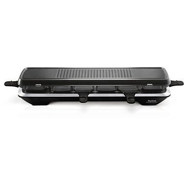 Raclette grill plancha tefal simply line 6 coupelle re522812 - Raclette tefal simply line ...