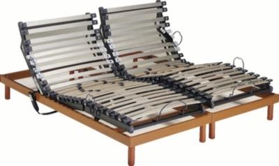 Sommier de relaxation électrique extra-plat , 10 cm pour 559€