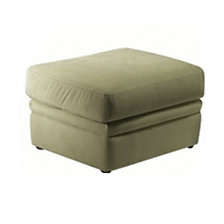 Pouf New York microfibre