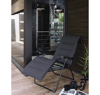 fauteuil relax lafuma evolution air comfort relax transats et relax jardin. Black Bedroom Furniture Sets. Home Design Ideas
