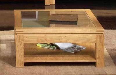 Meubles tables basses 9 for Table de salon bois et verre