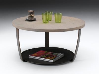 Model De Table Ronde Bara : Table basse Atelier grand modèle pour 369€
