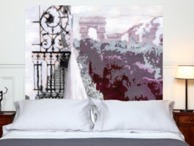 Tête de lit Arc de triomphe pour 139€