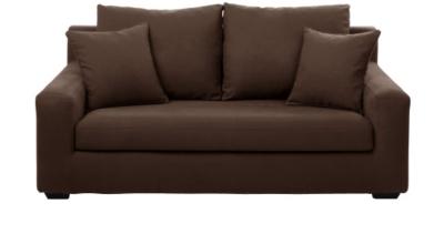 Canapé fixe Tissu A Bâchette pour 504€