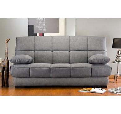 banquette clic clac bangkok matelas bultex 14 cm. Black Bedroom Furniture Sets. Home Design Ideas