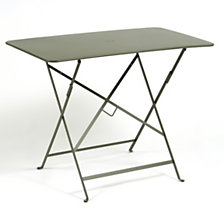 Table pliante FERMOB Bistro rectangulaire 97 ...
