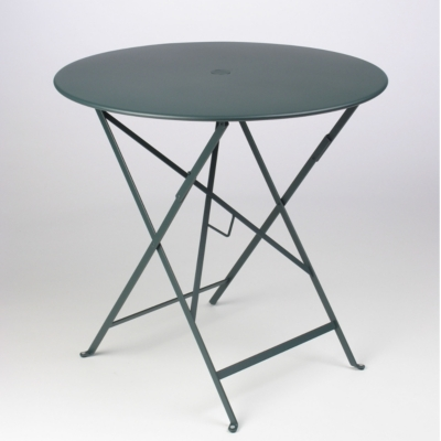 Table pliante FERMOB Bistro ronde Ø 77cm pour 133€