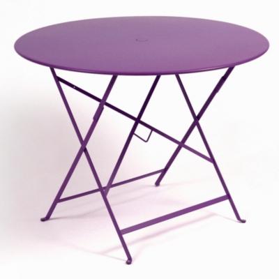 Table pliante FERMOB Bistro ronde Ø 96cm pour 155€