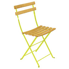 Lot de 2 Chaises pliantes FERMOB Bistronature...