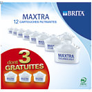 Le lot de 12 cartouches Maxtra p...
