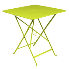 Table pliante carrée FERMOB BISTRO 71 x 71 c...