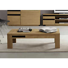 Table basse rectangulaire Caly