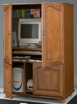 dessertes informatiques 3. Black Bedroom Furniture Sets. Home Design Ideas