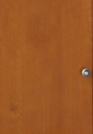 Porte pleine hauteur 84 cm pour bibliothèque Biblio largeur 34 cm pour 63€