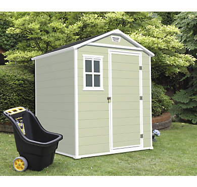 abri de jardin r sine premium m2 chalet jardin. Black Bedroom Furniture Sets. Home Design Ideas