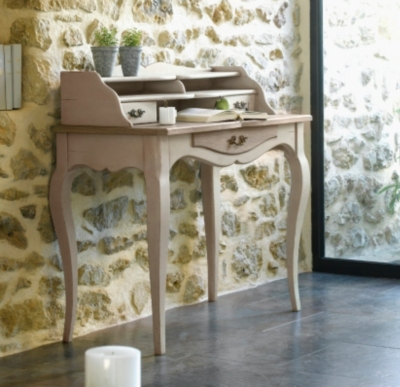 Table écritoire + rehausse Coralie pour 1055€
