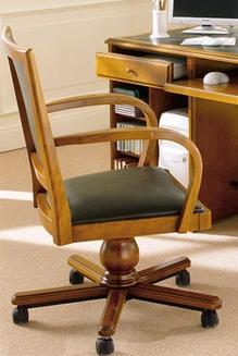 Le fauteuil de bureau Eole accoudoirs simples pour 875€