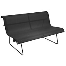 Banc 2 places FERMOB ELLIPSE  longeur 130 cm,...