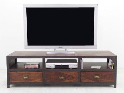 meubles tv hi fi 10. Black Bedroom Furniture Sets. Home Design Ideas