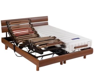 Ensemble relaxation Kronos 320 et matelas Sunlight BULTEX pour 3429€