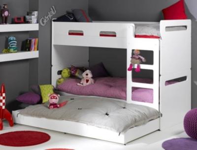superposés & tiroir pour 620€