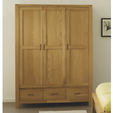 Armoire 3 portes Luminescence