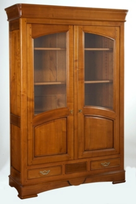 La vitrine Margot merisier pour 2769€
