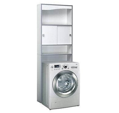 meuble wc machine laver. Black Bedroom Furniture Sets. Home Design Ideas