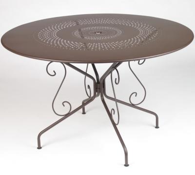 Table FERMOB Montmartreronde Ø 117 cm pour 269€
