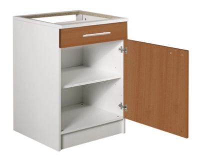 El ments de cuisine meubles de cuisine page n 18 for Meuble bas plaque de cuisson