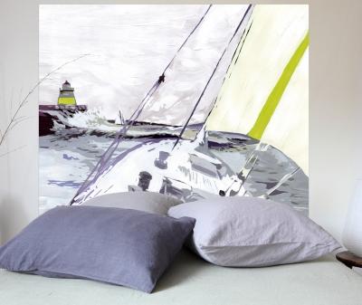 Tëte de lit Marine pour 139€