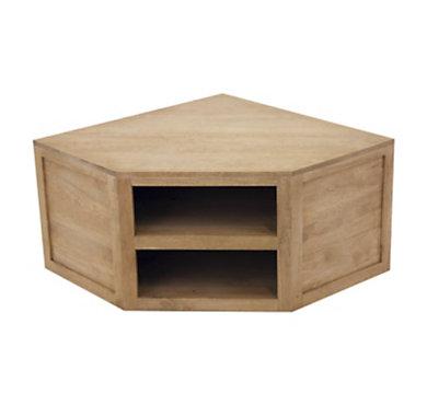 meuble tv d 39 angle norden. Black Bedroom Furniture Sets. Home Design Ideas