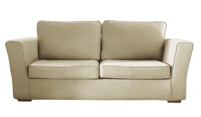 Canapé fixe tissu A bâchettedos placés pour 504€