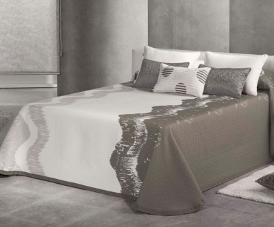 plaids et couvre lits linge de maison page n 2. Black Bedroom Furniture Sets. Home Design Ideas