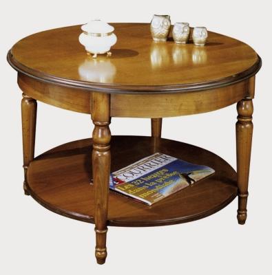 Pics photos table basse ronde plateau bois menton pour 595 - Plateau en bois pour table ...