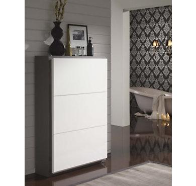 meuble chaussures haut tol de. Black Bedroom Furniture Sets. Home Design Ideas